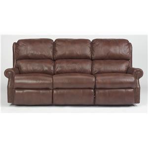 Flexsteel Latitudes - Comfort Zone Power Reclining Sofa