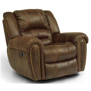 Flexsteel Latitudes - Downtown Power Recliner