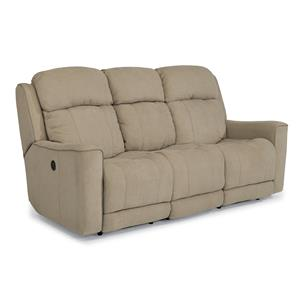 Flexsteel Latitudes-Brooks Power Reclining Sofa