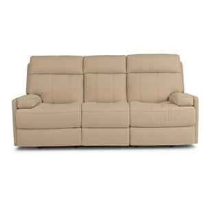 Flexsteel Latitudes-Nathan Power Reclining Sofa