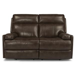 Flexsteel Latitudes-Nathan Power Reclining Loveseat