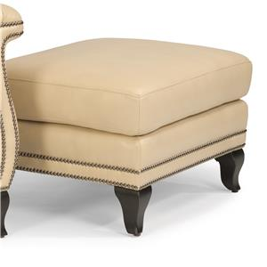 Flexsteel Latitudes-Sting Ray Ottoman