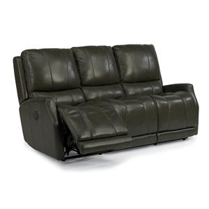 Flexsteel Latitudes-Trumain Power Reclining Sofa