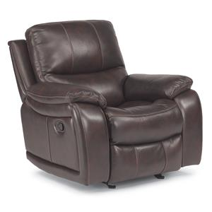 Flexsteel Latitudes - Woodstock Power Recliner