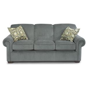 Flexsteel Main Street Queen Sofa Sleeper