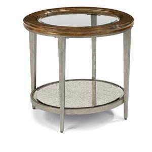 Flexsteel Patina End Table