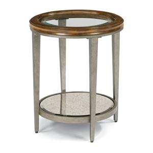 Flexsteel Patina Chair Side Table