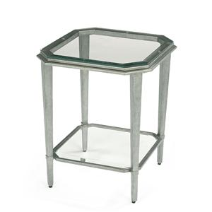 Flexsteel Prism Chairside Table