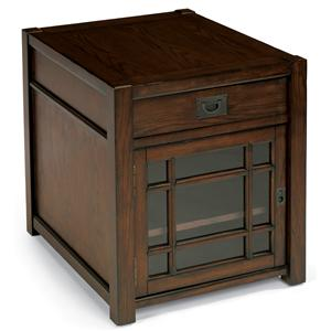 Flexsteel Sonoma Chairside Chest