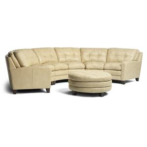 Flexsteel Latitudes - South Street Sectional Sofa