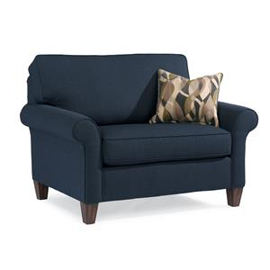 Flexsteel Westside Chair and 1/2