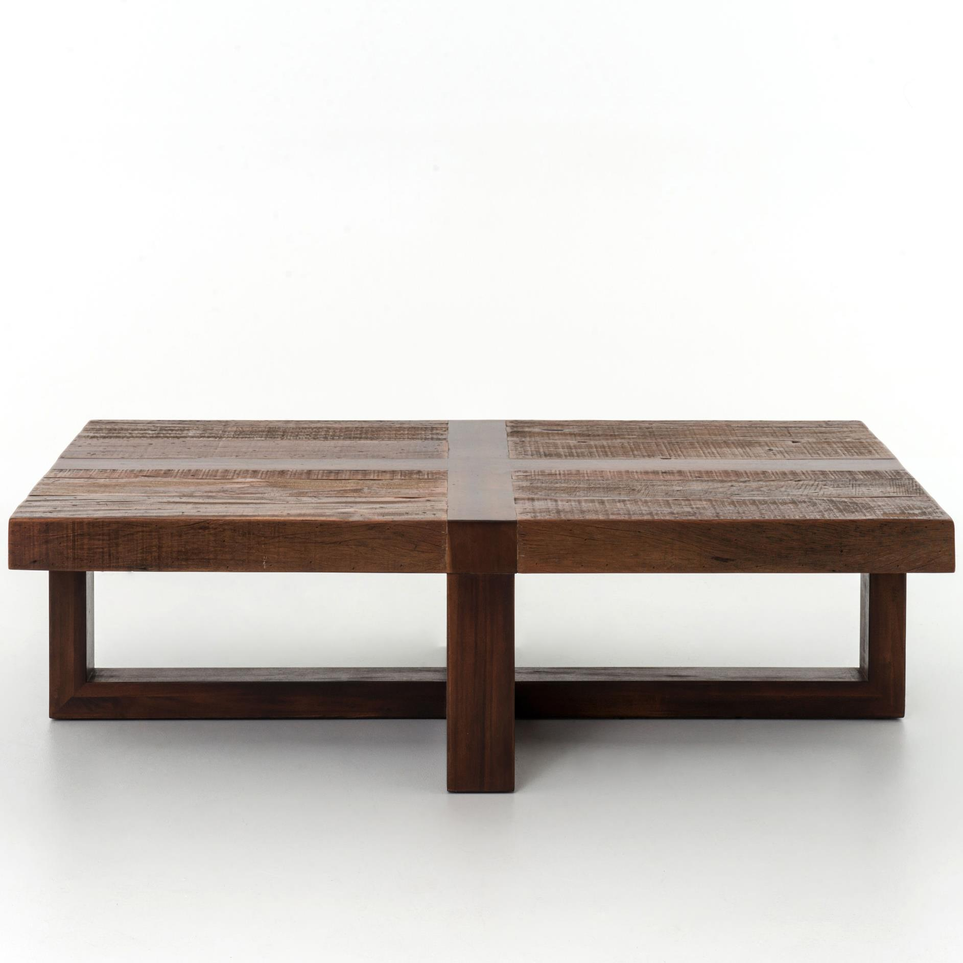 Reclaimed bryan coffee table by four hands wolf and for K furniture coffee table