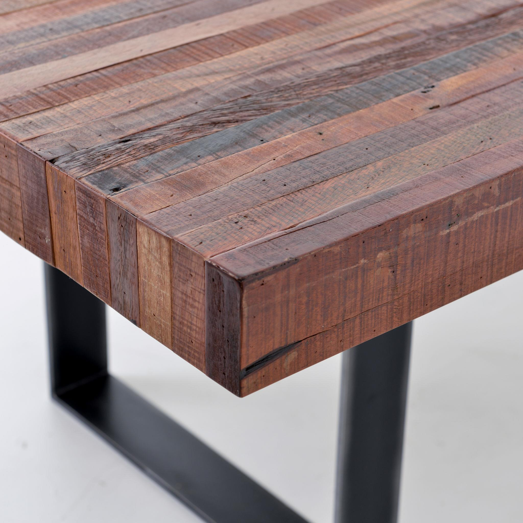 """Industrial Graham 84"""" Dining Table by Four Hands"""