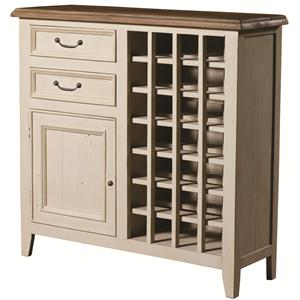 Four Hands Cornwall Wine Cabinet