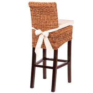 Four Hands Grass Roots Banana Leaf Counter Stool