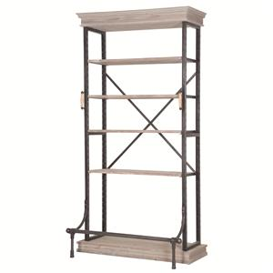 Four Hands Irondale Braxton Single Bookcase