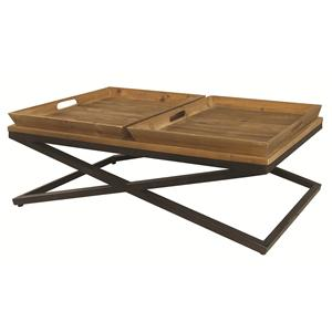 Four Hands Irondale Jax Coffee Table