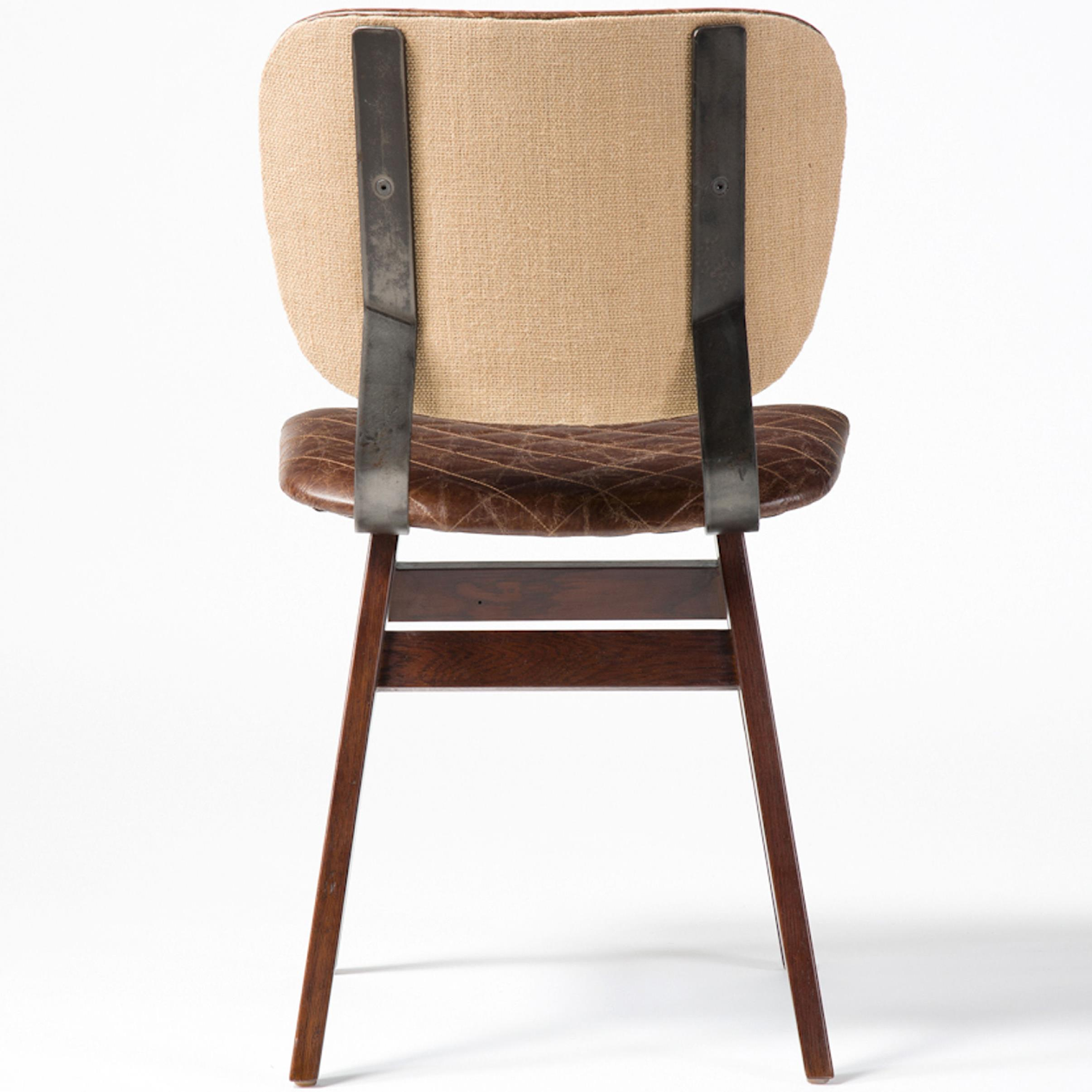 Sloan Dining Chair with Quilted Upholstery by Four Hands