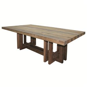 SDI6 Sierra Cartago Dining Table