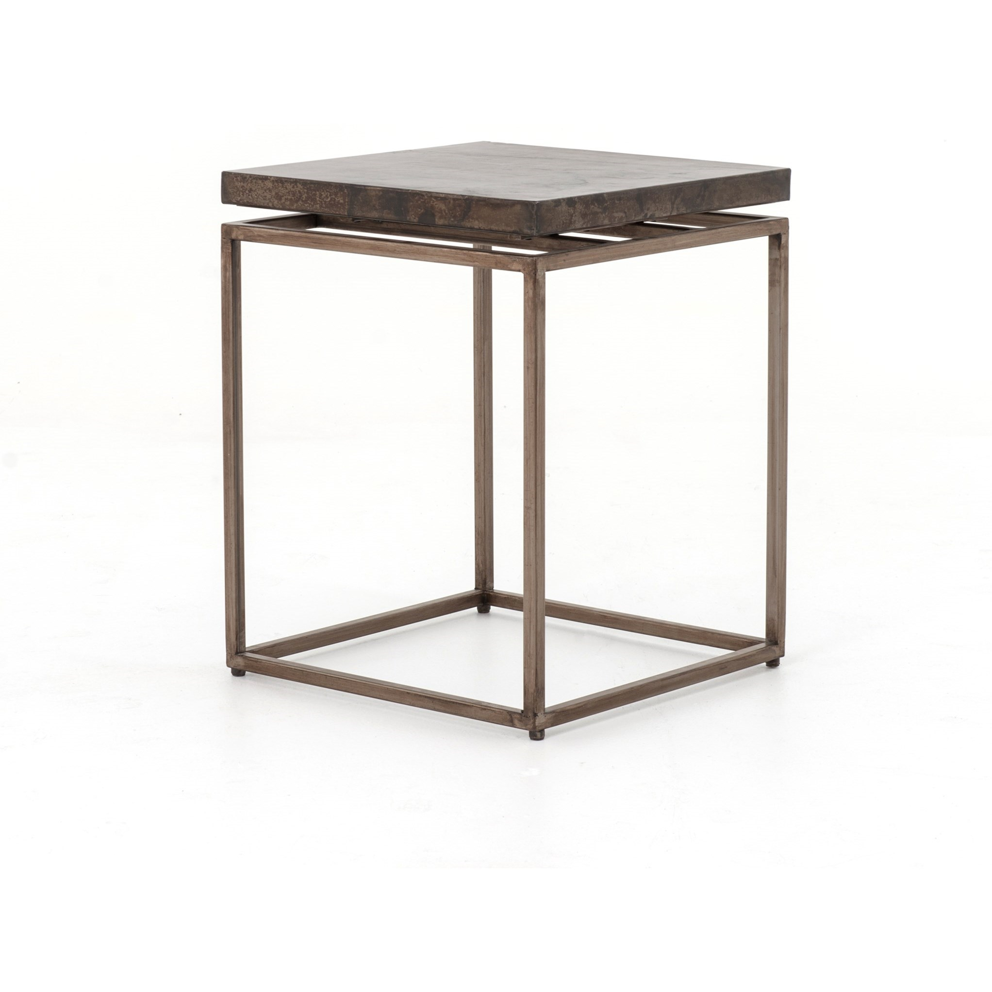 Roman side table by four hands wolf and gardiner wolf furniture by four hands roman side table geotapseo Gallery