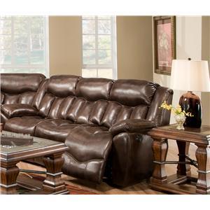 Franklin 564 Reclining Sofa