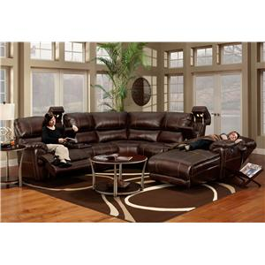 Franklin 572 Sectional Sofa