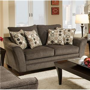 Franklin 811 Abbot Loveseat