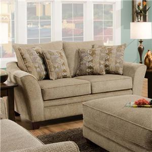 Franklin 811 Ashland Loveseat