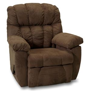 Franklin Rocker Recliners Chaise Rocker Recliner with dual masage