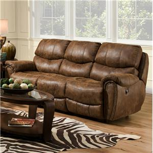 Franklin Richmond Reclining Sofa
