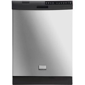 "Frigidaire Dishwashers 24"" Built-In Tall Tub Dishwasher"