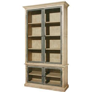 Furniture Classics Accents Curio Cabinet