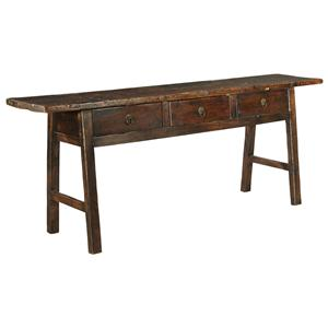 Furniture Classics Accents Butcher Table