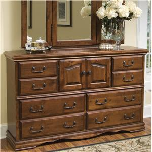 Furniture Traditions Alder Hill Dresser