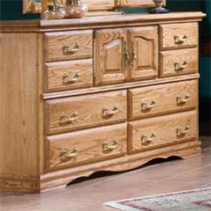 Furniture Traditions Master-Piece Master-piece Dresser