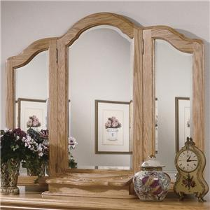 Furniture Traditions Master-Piece Beveled Wing Mirror