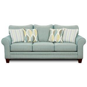 Fusion Furniture 1140 Sleeper Sofa