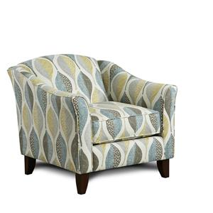 Fusion Furniture 1140 Accent Chair