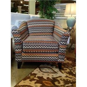 Fusion Furniture 452 accent chair Chair