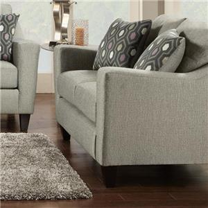 Fusion Furniture 8210 Loveseat