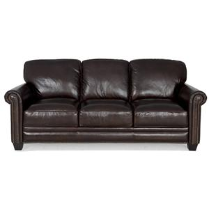 Futura Leather 7888 Top Grain Leather Sofa