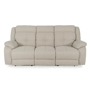 Futura Leather m771 Dual Reclining Sofa