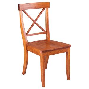 Greenbrier Dining LaCroix Side Chair