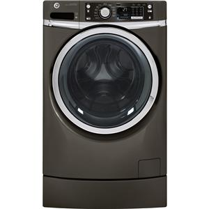 GE Appliances Front Load Washers - GE - 2014 4.5 Cu. Ft. Capacity Front Load Washer