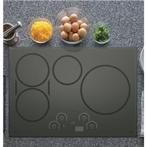 "GE Appliances GE Cafe Electric Cooktops Cafe´™ Series 30"" Built-In Touch Cooktop"