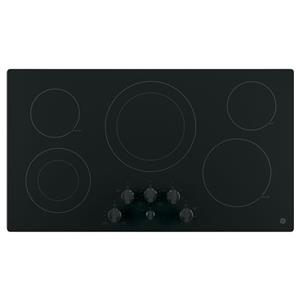 "GE Appliances GE Electric Cooktops 36"" Built-In Electric Cooktop"