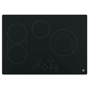 "GE Appliances GE Electric Cooktops 30"" Touch Control Electric Cooktop"
