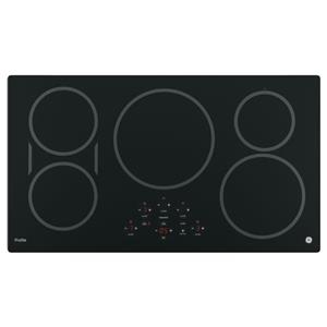 "GE Appliances GE Profile Electric Cooktops Profile™ Series 36"" Induction Cooktop"