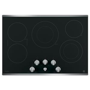"GE Appliances GE Profile Electric Cooktops Profile™ Series 30"" Cooktop"