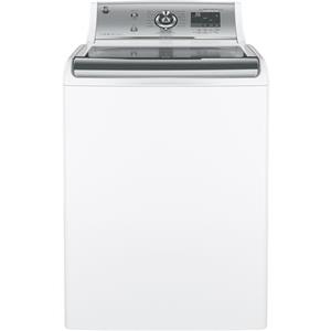 GE Appliances Top Load Washers - GE 5.1 DOE cu. ft. Capacity Washer